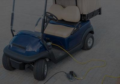 batteries pour voiturettes de golf