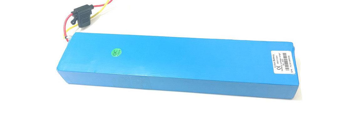 Batterie au lithium pour trottinette électrique, Trottinette électrique, GYRO-PHARE